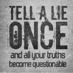 Bài 5: Chuyện nói dối