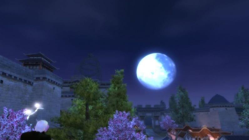Đêm trăng trên bến Phong Kiều