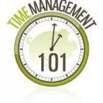 Bài 12: Sắp xếp thời gian