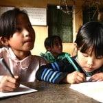 Ánh mắt học trò…