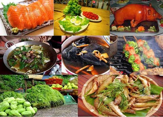 Đặc sản, món ăn ngon ở Sapa