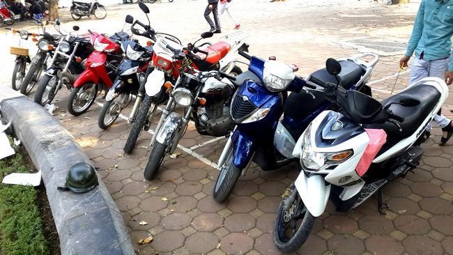 Thuê xe máy du lịch Sapa