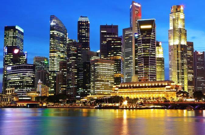 nhà cao tầng ở nước ngoài